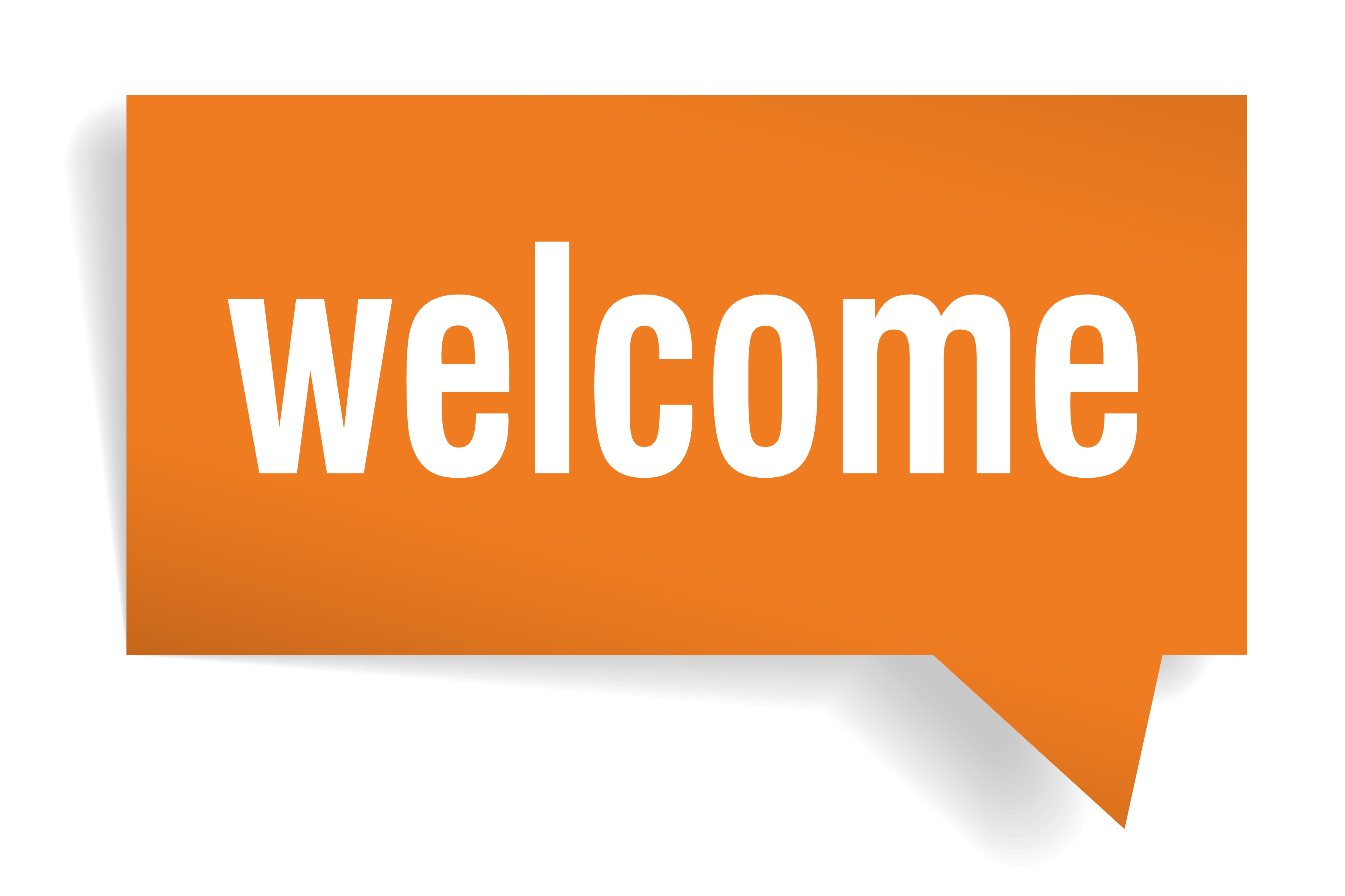 welcome message for new employees